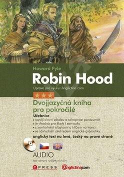 Robin Hood + CD ROM: Dvojjazyčná kniha pro pokročilé - Howard Pyle