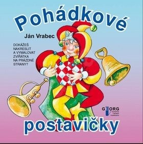 Pohádkové postavičky - Ján Vrabec