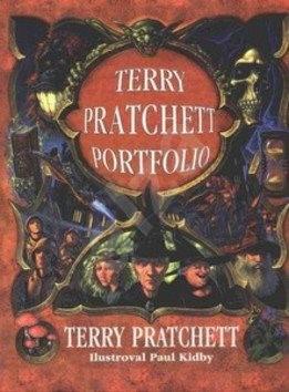 Terry Pratchett Portfolio - Terry Pratchett; Paul Kidby