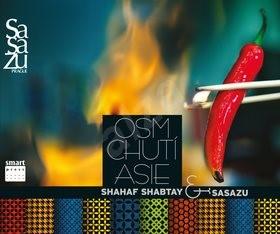 Osm chutí Asie: SaSaZu Prague - Shahaf Shabtay