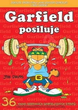 Garfield posiluje: č.36 - Jim Davis
