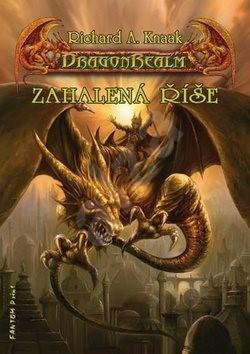 DragonRealm 5 Zahalená říše - Richard A. Knaak