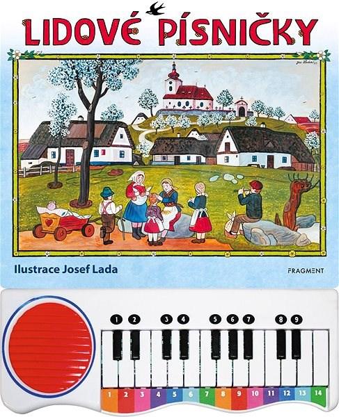 Lidové písničky s piánkem - Josef Lada
