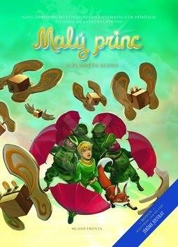 Malý princ a planeta Slova - Antoine de Saint-Exupery