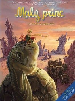 Malý princ a planeta Karapoxů - Antoine de Saint-Exupery