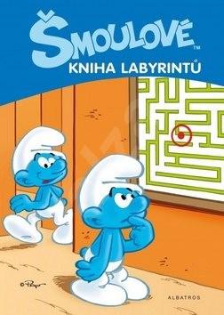 Šmoulové Kniha labyrintů - Peyo