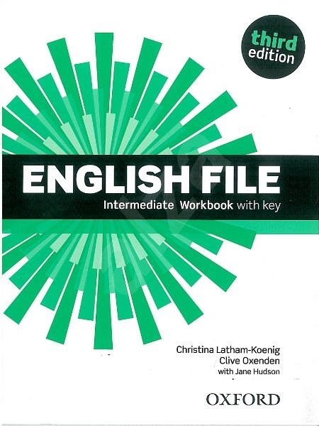 English File Third Edition Intermediate Workbook without key - Clive Oxenden; P. Selingson; Christina Latham-Koenig