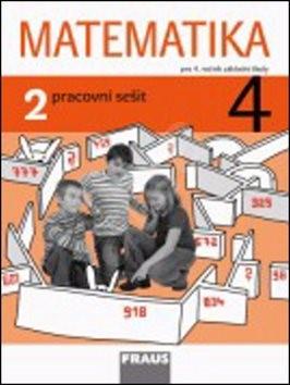 Matematika 4/2 pro ZŠ pracovní sešit: Pro 4. ročník základní školy - Milan Hejný; Darina Jirotková; Jitka Michnová