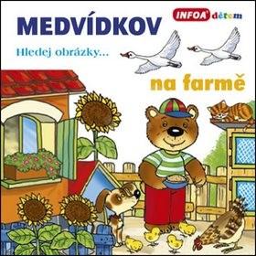 Medvídkov na farmě: hledej obrázky -