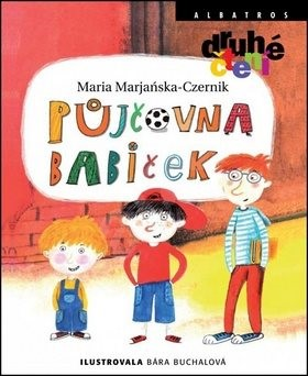 Půjčovna babiček - Maria Marjaňska-Czernik