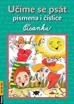 Kniha Učíme se psát písmena i číslice: Písanka - Alena Nevěčná; Jiří Nevěčný