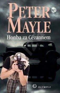 Honba za Cézannem - Peter Mayle