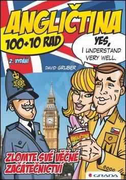 Angličtina zlomte své věčné začátečnictví: 100 + 10 rad - David Gruber