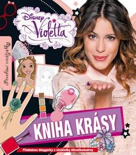 Violetta Kniha krásy -