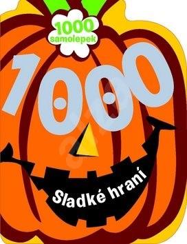 1000 samolepek Sladké hraní -