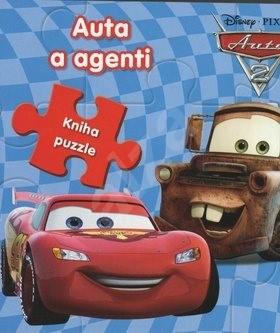 Auta 2 Auta a agenti: Kniha puzzle - Neznámý