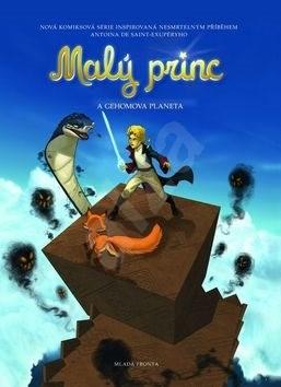 Malý princ a Gehomova planeta - Antoine de Saint-Exupery