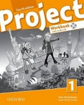 Project Fourth Edition 1 Workbook: With Audio CD and Online Practice (International English Version) - T. Hutchinson; J. Hardy-Gould