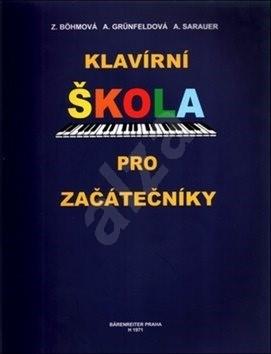 Klavírní škola pro začátečníky -