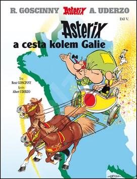 Asterix a cesta kolem Galie: Díll V. - Rene Goscinny
