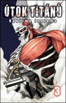 Útok titánů 3 - Hadžime Isajama