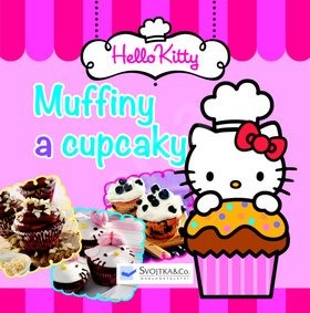 Hello Kitty Muffiny a cupcaky -