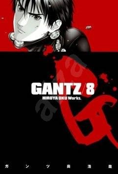 Gantz 8 - Hiroja Oku