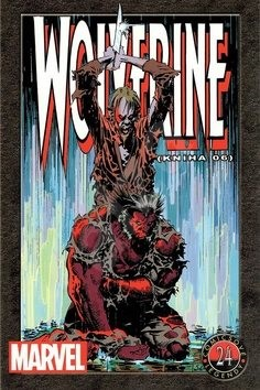 Wolverine 6: Comicsové legendy 24 - Larry Hama