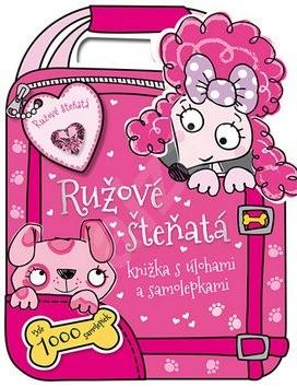 Ružové šteňatá -