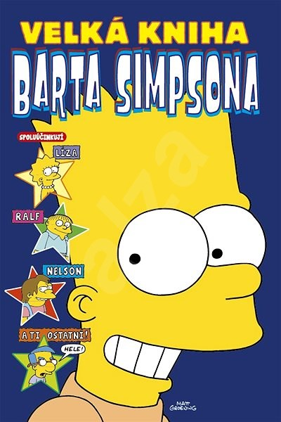 Velká kniha Barta Simpsona -