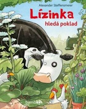Lízinka hledá poklad - Alexander Steffensmeier