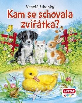 Kam se schovala zvířátka? -