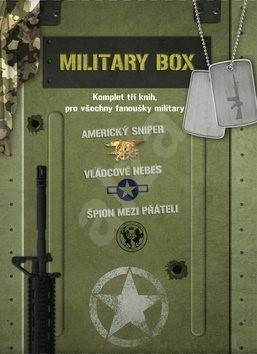 Military 1-3 BOX: Komplet tří knih, pro všechny fanoušky military - Chris Kyle; Jim DeFelice; Donald L. Miller