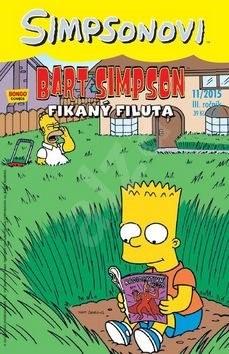 Bart Simpson Fikaný filuta: 42309 - Petr Putna