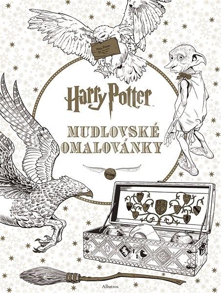 Harry Potter Mudlovské omalovánky - Joanne K. Rowlingová; Vladimír Medek