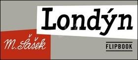 Flipbook Londýn - Miroslav Šašek