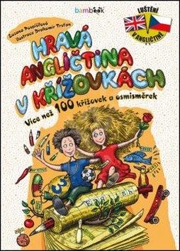 Hravá angličtina v křížovkách 3: Více než 100 křížovek a osmisměrek - Zuzana Pospíšilová
