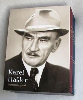 Karel Hašler Písně: komplet - Karel Hašler