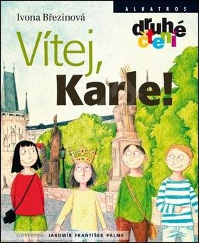 Vítej, Karle! - Ivona Březinová