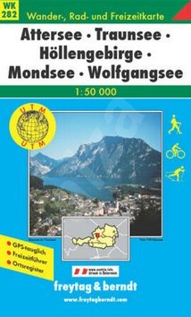 282 Attersee 1:50 000 -