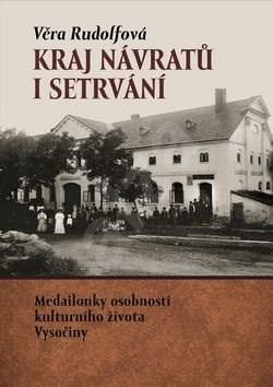 Kniha Kraj návratů i setrvání - Věra Rudolfová
