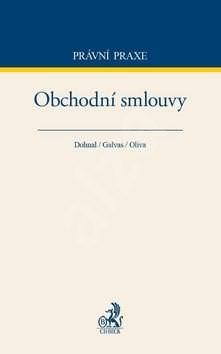 Obchodní smlouvy - Jakub Dohnal; Miroslav Galvas; Jakub Oliva