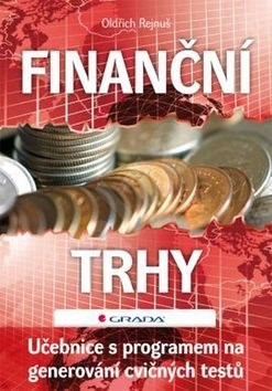 Finanční trhy: Učebnice s programem na generování cvičných testů -