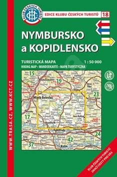 Kniha KČT 18 Nymburkso a Kopidlnsko -