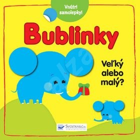 Bublinky Veľký alebo malý? -