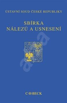 Sbírka nálezů a usnesení ÚS ČR, svazek 75: Obsahuje CD -