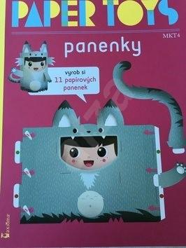 Paper Toys Panenky -