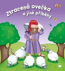 Ztracená ovečka a jiné příběhy - Karen Williamsonová; Lucy Barnardová