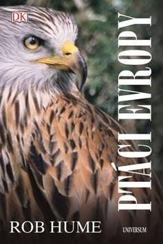 Ptáci Evropy - Rob Hume