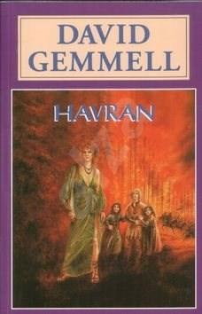 Kniha Havran - David Gemmell